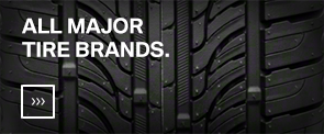 All Major Tire Brands.